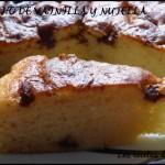 bizcocho de vainilla y nutella1