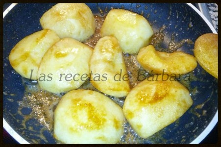 bizcocho de manzana 6